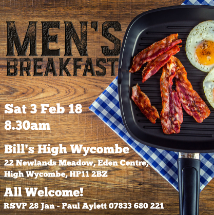 Men's Breakfast-2